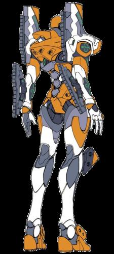 0.0EVA - Rear