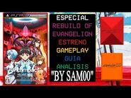 Evangelion New Theatrical Edition- 3nd Impact l El mejor juego de rebuild of evangelion 1.11 + 2