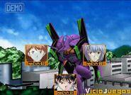 Neon Genesis Evangelion 64 juego 05