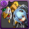 ICON Puzzle & Dragons ID 3399