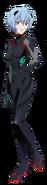 Tentative Name Rei Ayanami Plugsuit