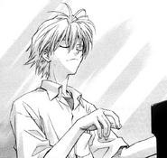 Kaworu Introduction (Sadamoto Manga)