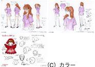 Asuka Concept Art Vilage-3 Moyoco Anno
