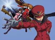 Pachislot Evangelion Wunder AAA Misato, Mari and Asuka