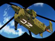 Helicóptero de transporte Mil 55D 02