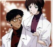 Gendo y Yui Ikari.jpg