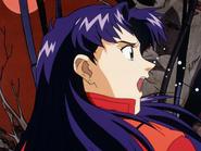 Misato episode 20 (NGE)