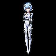 Unison League Gear-Eva Pilot Rei Render
