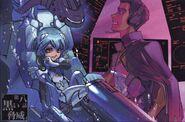 Rei Six Evangelion ANIMA 001