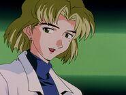 Flashback Ritsuko Evangelion 21