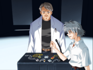 Detective Evangelion Hideaki Katsuragi 04
