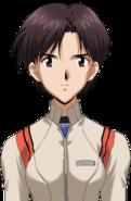 Evangelion Detective DAT1 643