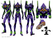 Evangelion Test Type-01 2.0 Settei