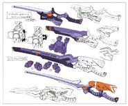 Armas en ANIMA 3