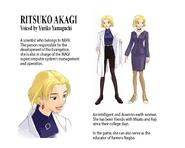 SIRP Profile - Ritsuko