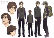 Kensuke Aida Shin Settei 3