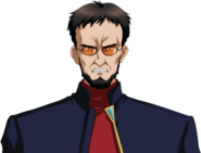 Evangelion Detective DAT1 623