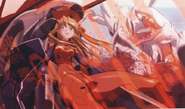 Asuka's Last Stand Artwork