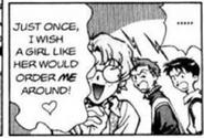Kensuke is cool
