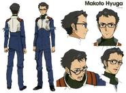 Makoto Hyuga 3.0