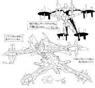 Evangelion Mark.44A Yamashita Concept Art 2