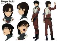 Maya Ibuki 3.0 Character Sheet