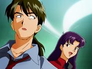 Secret of Evangelion Event 233