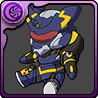 ICON Puzzle & Dragons ID 3402