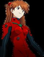 Pachislot Evangelion Rebirth of Angels Premium Model Asuka 2