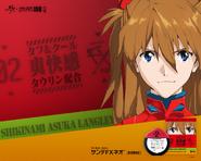 SanteFX Asuka Wallpaper