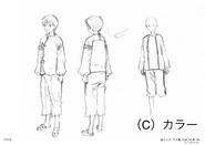 CONCEPT R3 Shinji Ikari 1