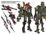 Evangelion Unit-02 (Rebuild)/New Unit-02α/Gallery