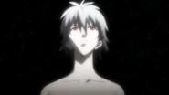 Kaworu despierta Evangelion 1.0