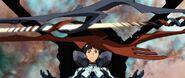 Lanza de Gaius Shinji