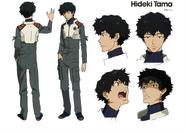 Hideki Tama organización WILLE