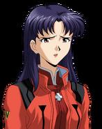 Evangelion Detective DAT1 607