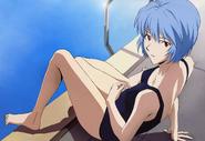 Ayanami Rei (by Sasaki Atsuko)