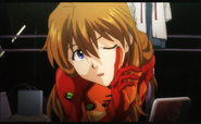 Asuka before test pilot (Rebuild)
