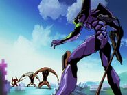 Episodio 9 Neon Genesis Evangelion