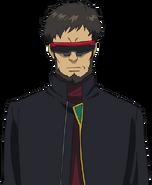 Pachislot Evangelion Extra Model Gendo