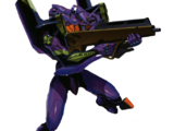 Evangelion Unidad 01