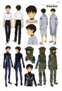 3.0 Shinji