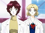 Naoko Ritsuko meet Rei