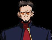 Evangelion Detective DAT1 620