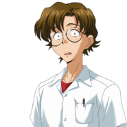 Evangelion Detective DAT1 648