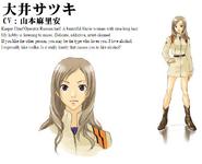 Evangelion Shinji Ikari Raising Project Character Sheet 07