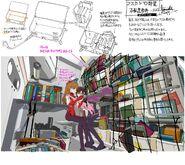 Mari Makinami Illustrious Book Organization Yamashita