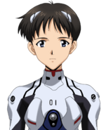 Evangelion Detective DAT1 534