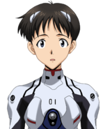 Evangelion Detective DAT1 536