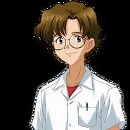Evangelion Detective DAT1 646